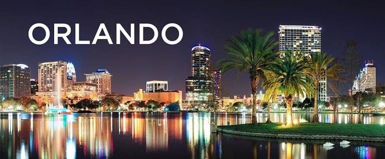 Passagens Aéreas ida e volta para Orlando a partir de R$ 1.932