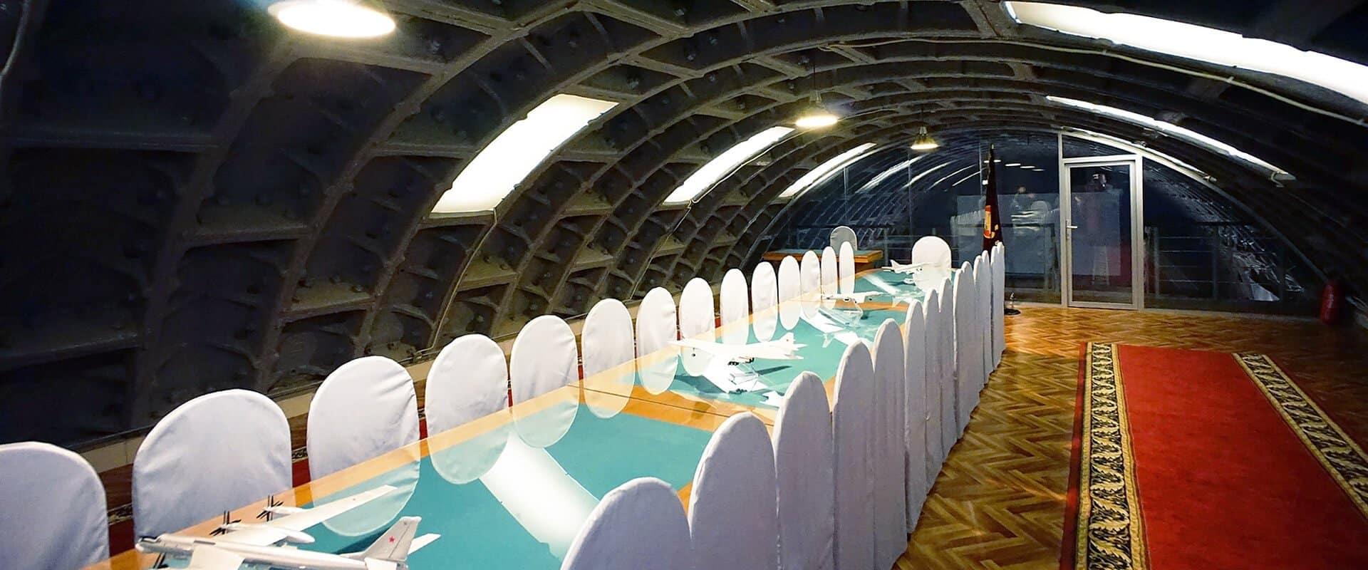 Bunker 42_pontos turísticos da Rússia