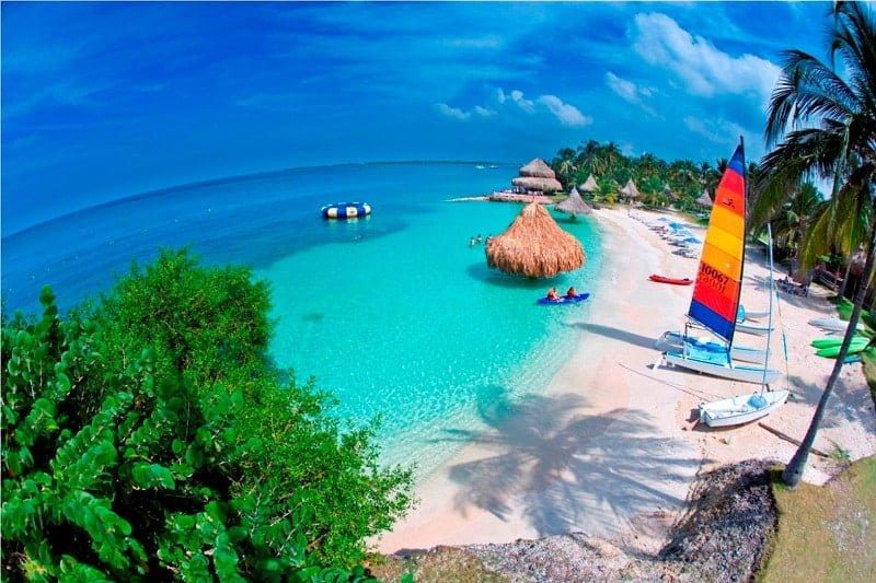 Cartagena Ilhas Rosario Turismo Na Colômbia