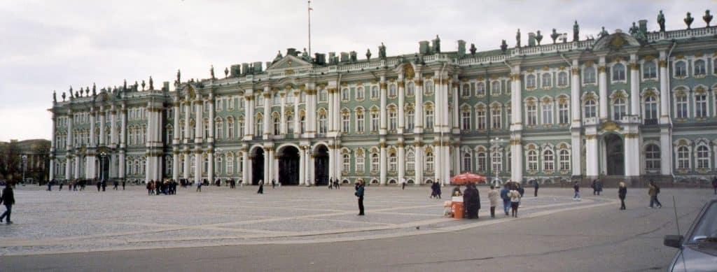 Hermitage_Museu_pontos turísticos da Rússia