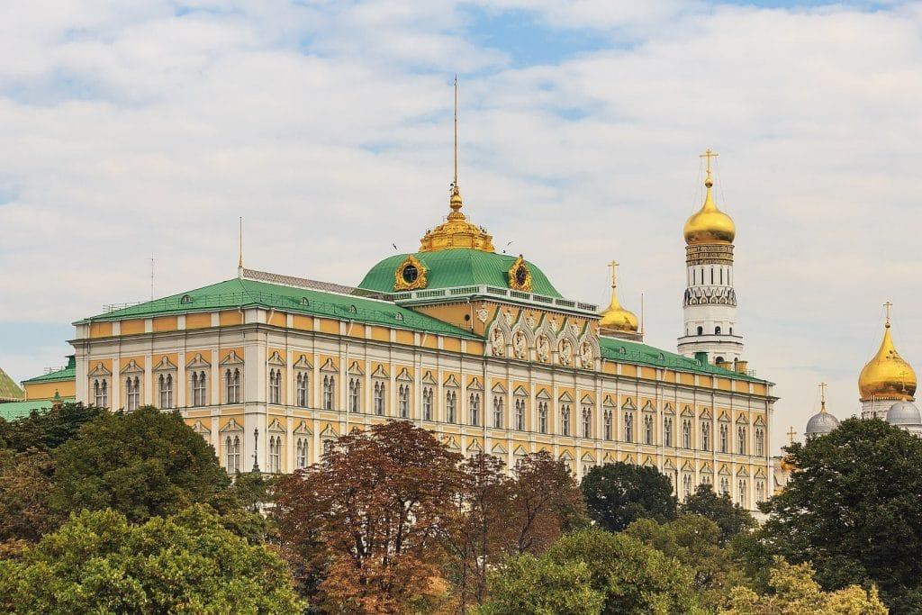 Kremlin de Moscou_Pontos turísticos da Rússia