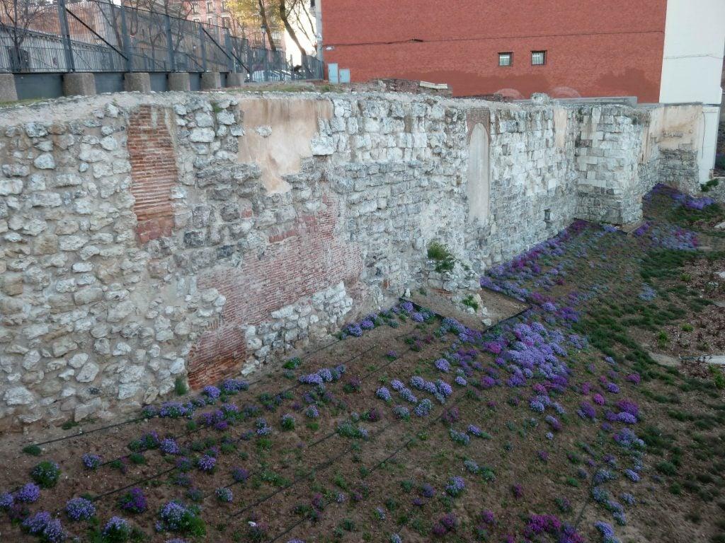 Muralla Islamica de Madrid