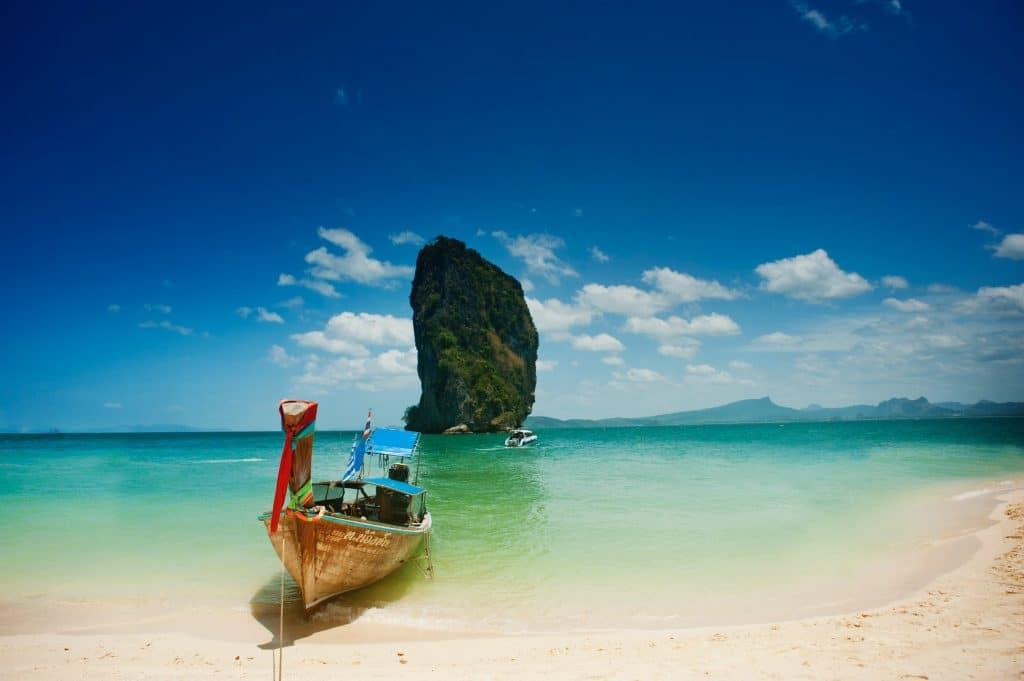 Tailândia-destinos baratos