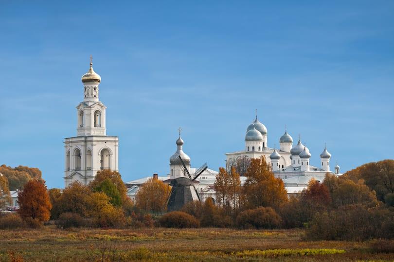 Veliky Novgorod Pontos Turísticos Da Rússia