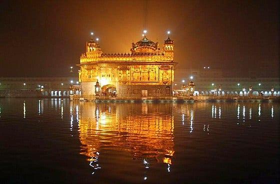 Amritsar Pontos Turísticos Da índia