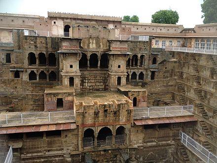 Chand Baori - india
