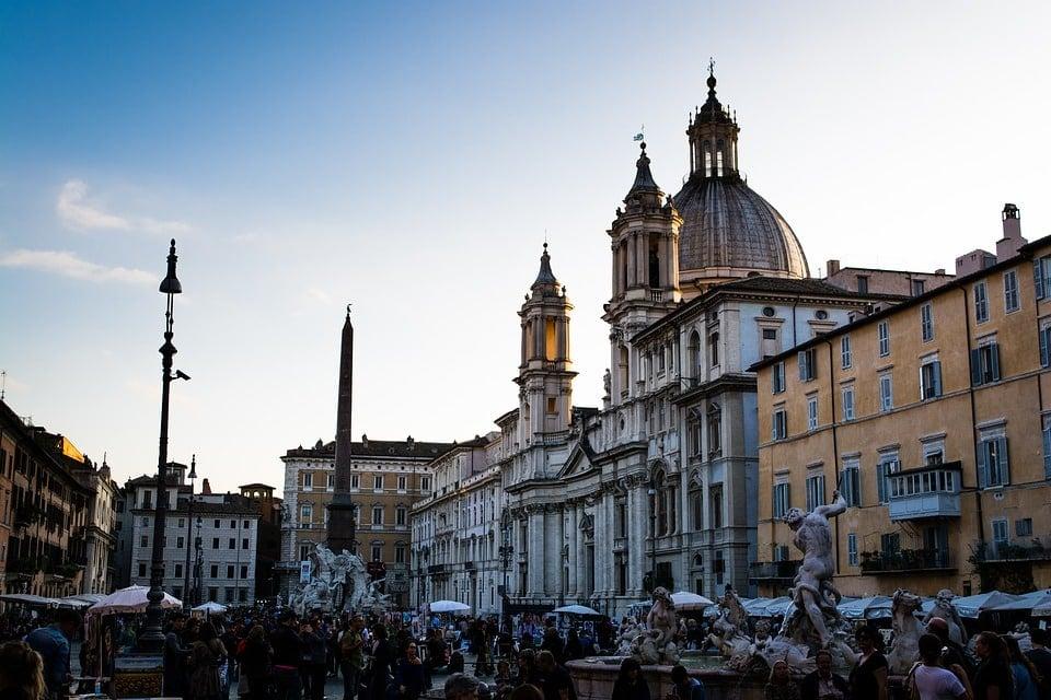 Centro Histórico Prontos Turísticos Roma