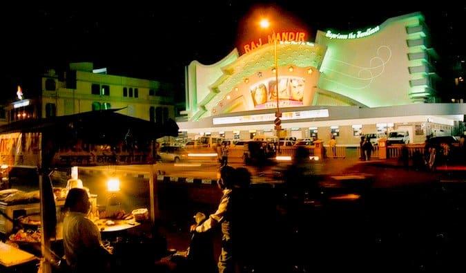 raj mandir - pontos turísticos da Índia