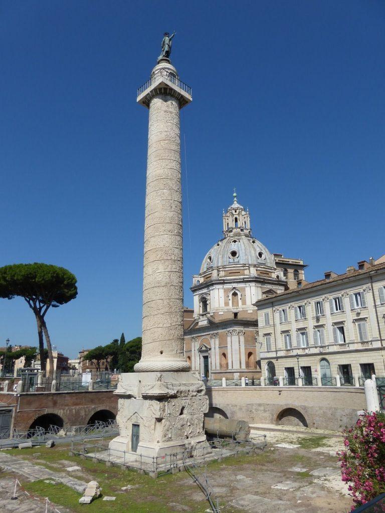 Roma Arco De Tito Pontos Turísticos De Roma 768x1024