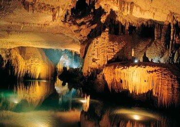 Vorontsovka Cavernas Rússia