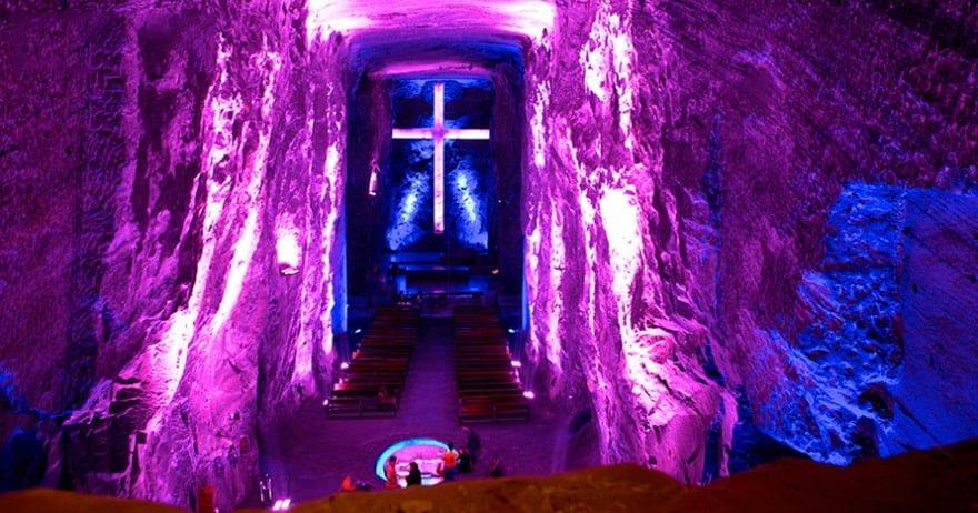 Catedral De Sal Turismo Na Colômbia
