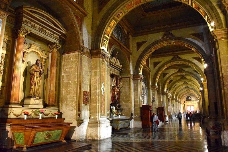 catedral-metropolitana-o que fazer em santiago