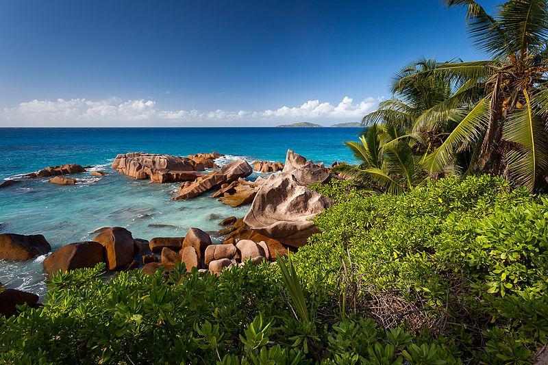 Lugares Incríveis Para Viajar Seychelles
