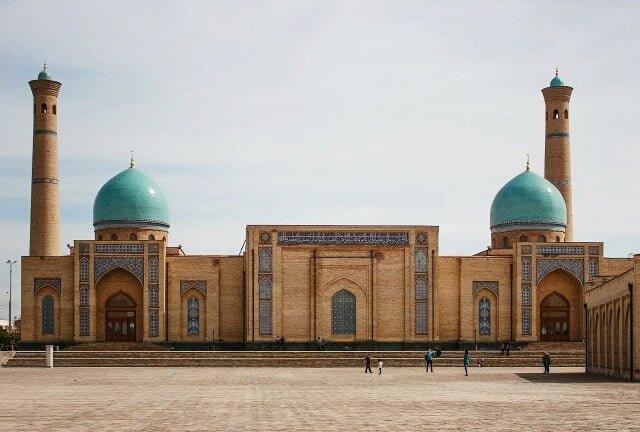 Lugares Incríveis Para Viajar Uzbequistão