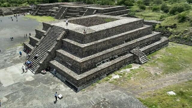 pontos turísticos do México Teotihuacán
