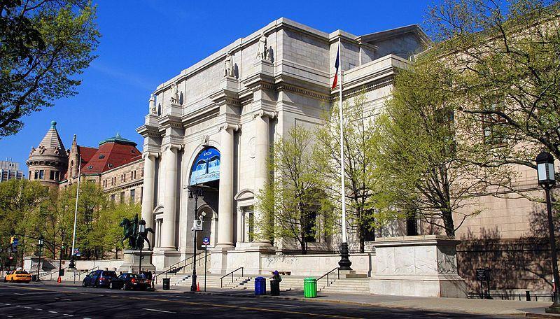 Roteiro Por Nova York Museu História Nat