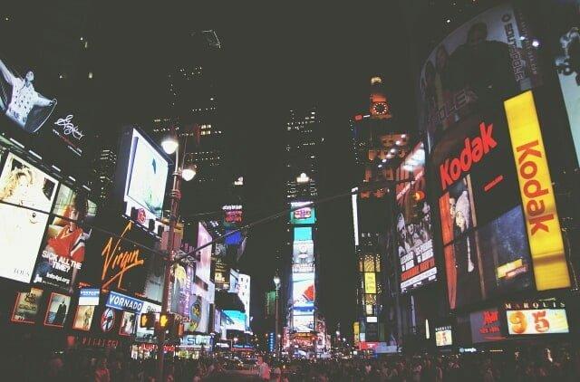 Roteiro Por Nova York Times Square