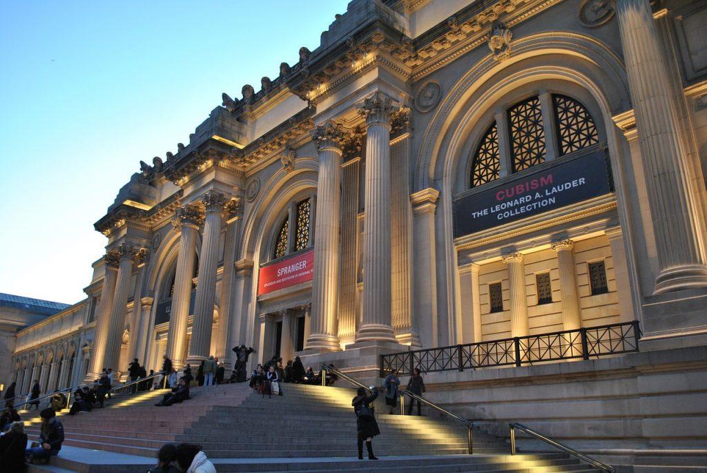 Roteiro Por Nova York Museu Metropoli 1024x685