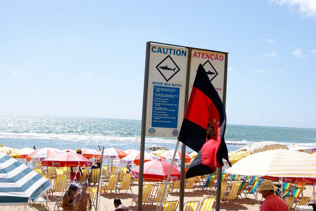 Aviso - o que fazer em Recife
