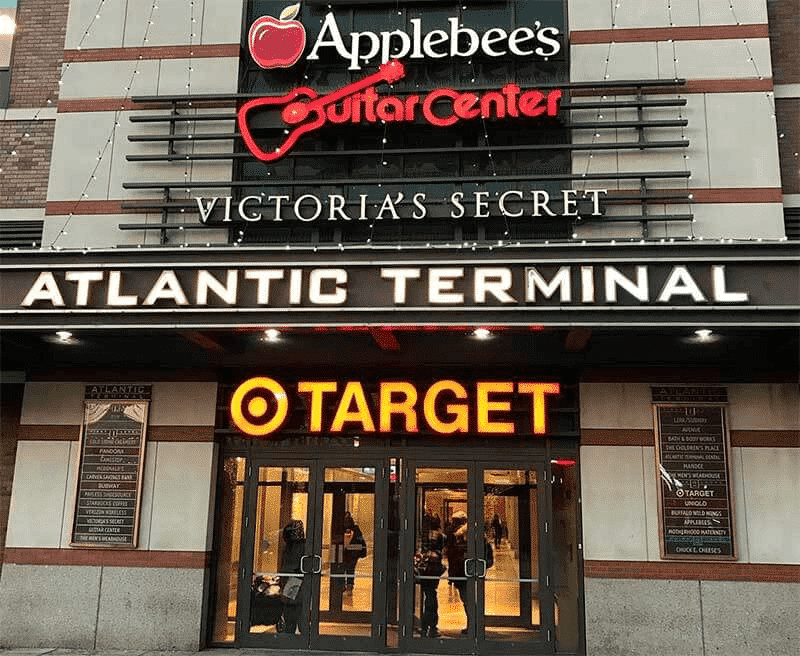 compras em Nova York – Atlantic Center