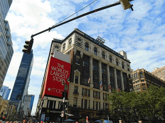 compras em Nova York – Macy's