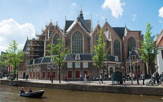 o que fazer em Amsterdã_Oude Kerk