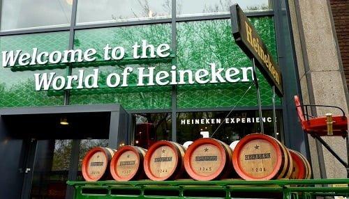 O Que Fazer Em Amsterdã Heineken