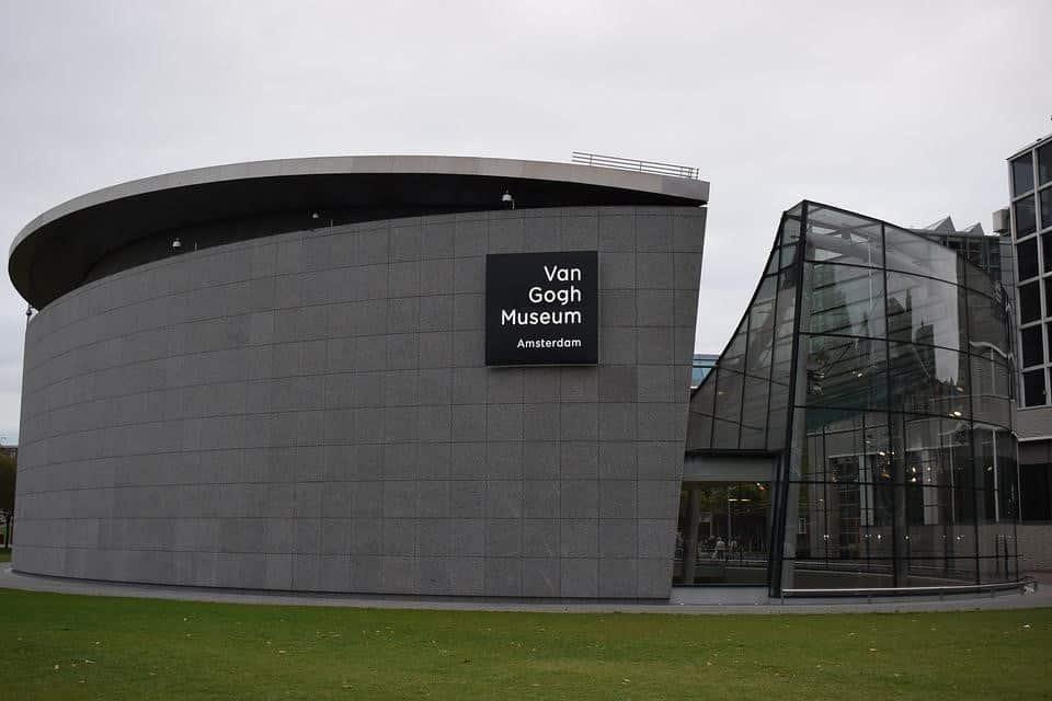 Museu Van Gogh - o que fazer em Amsterdã