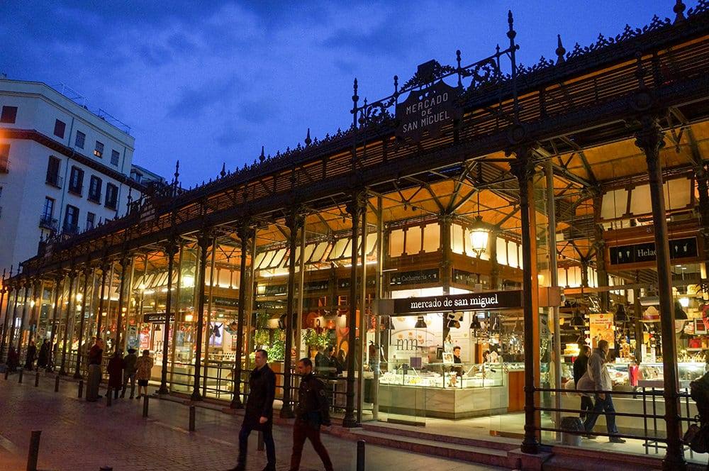 O Que Fazer Em Madri – Mercado De San Miguel