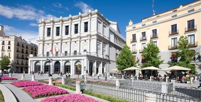 o que fazer em Madri – teatro real