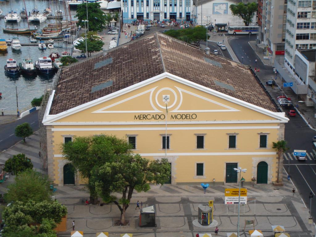O Que Fazer Em Salvador – Mercado Modelo 1024x768