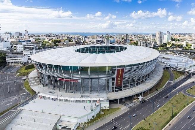 O Que Fazer Em Salvador – Arena Fonte Nova