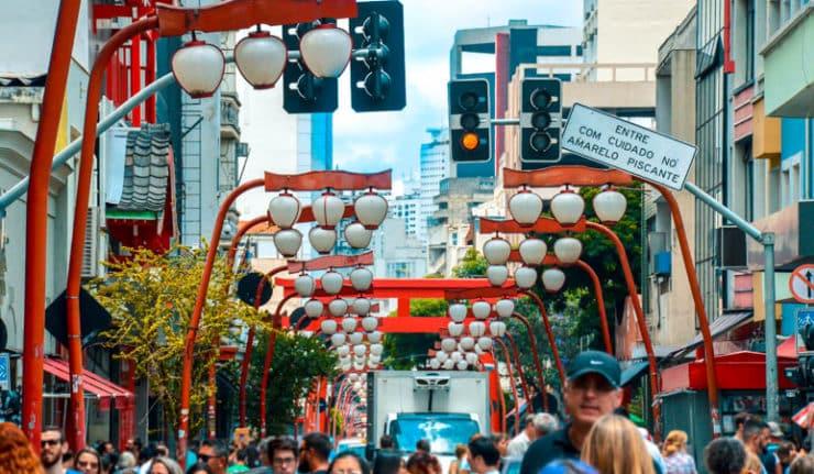 pontos turísticos de São Paulo – liberdade