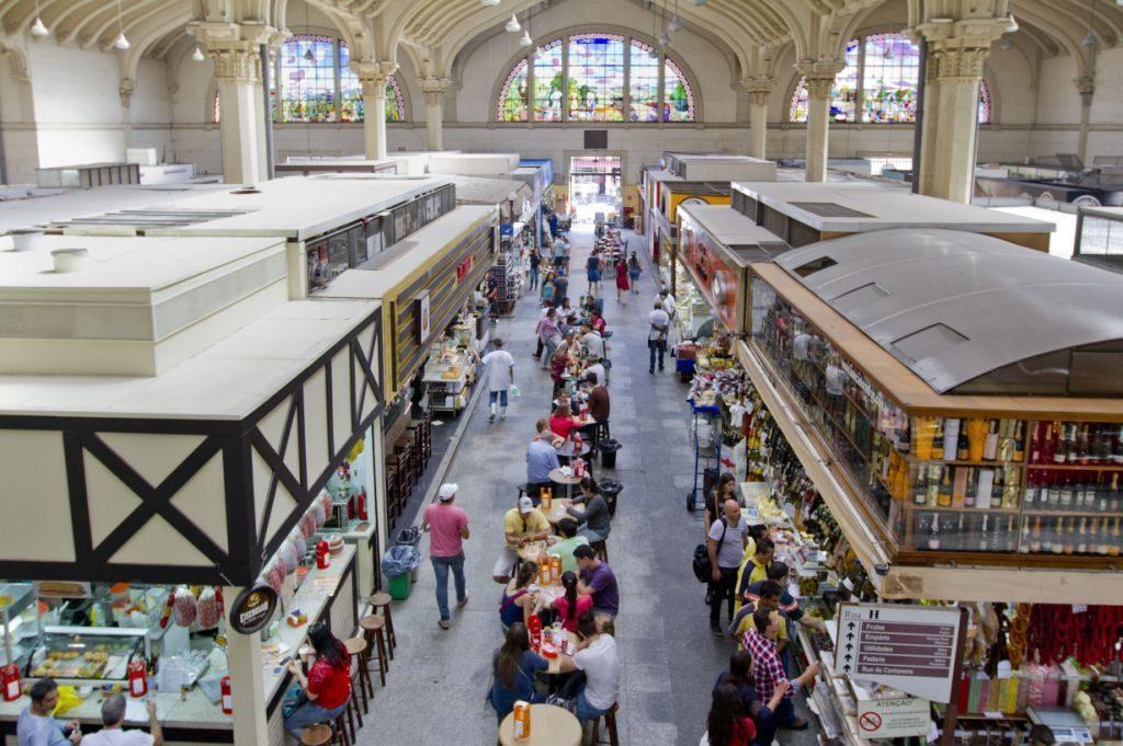 Pontos Turísticos De São Paulo – Mercado Municipal 1024x681