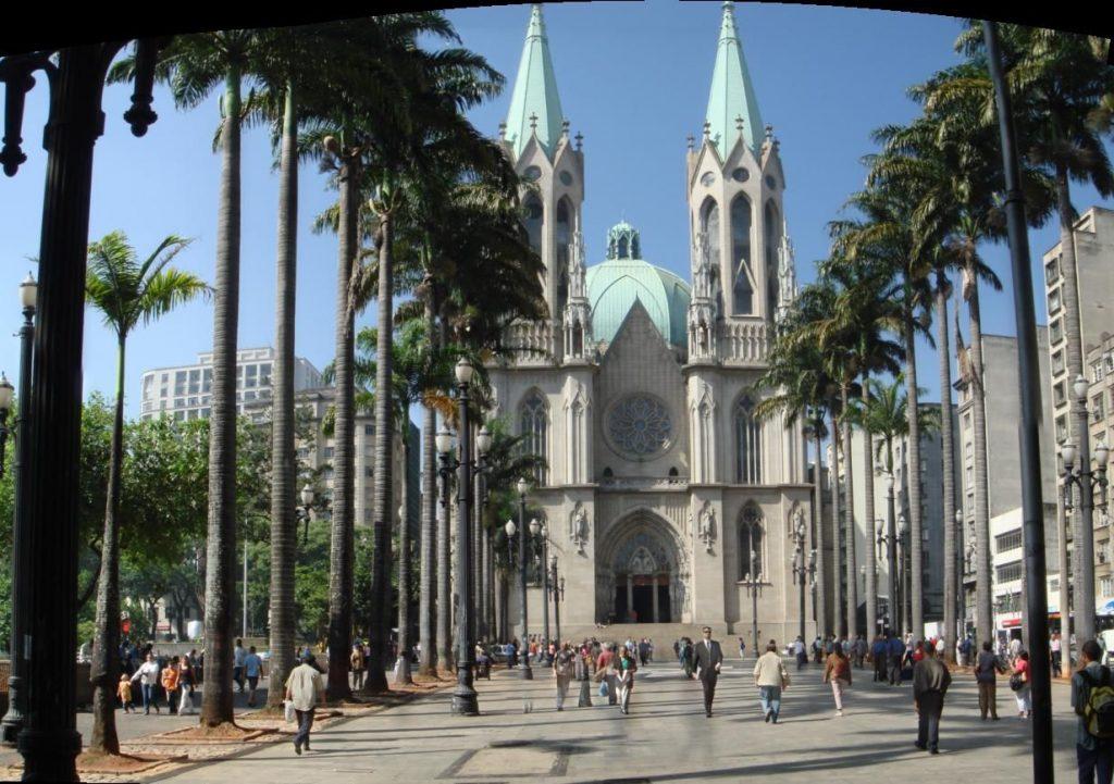 Pontos Turísticos De São Paulo – Sé 1024x721