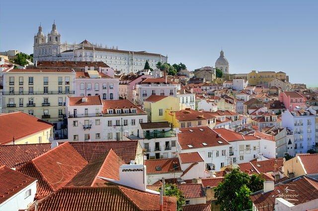 pontos turísticos de portugal – alfama