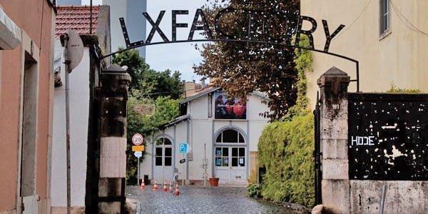 pontos turístios de portugal – LX Factory