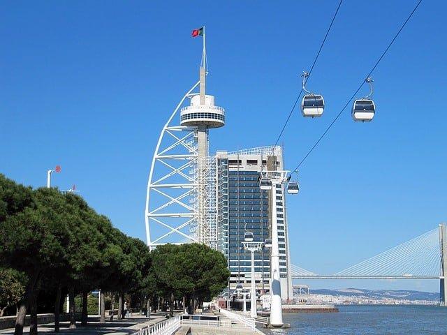 O Que Fazer Em Lisboa Teleférico