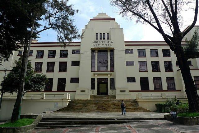 o que fazer em Bogotá — Biblioteca Nacional