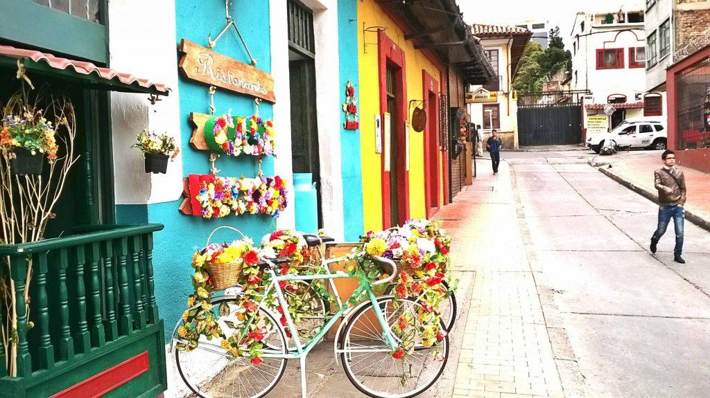O Que Fazer Em Bogotá — Candelária 1024x575
