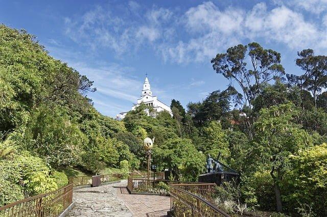 o que fazer em Bogotá — Cerro