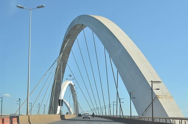 o que fazer em Brasília - ponte
