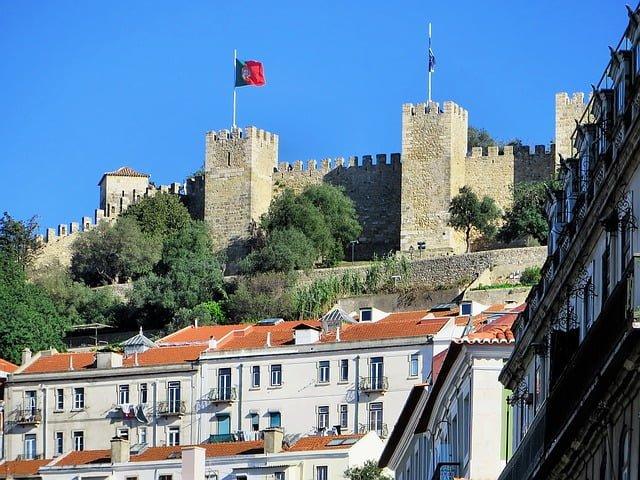 o que fazer em Lisboa - castelo