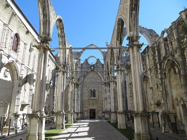 o que fazer em Lisboa - convento