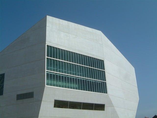o que fazer em Porto — Casa da Música