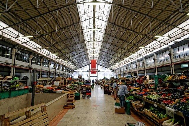 O Que Fazer Em Porto — Mercado