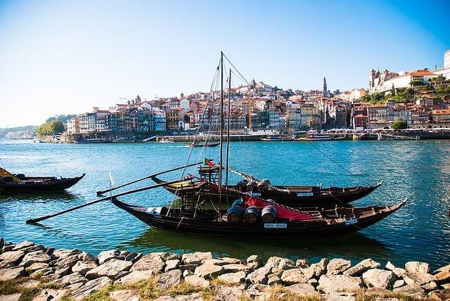 O Que Fazer Em Porto —Rio DOuro
