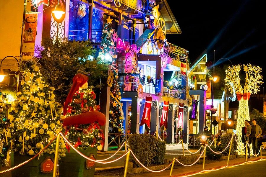 Natal Luz Ornamentação
