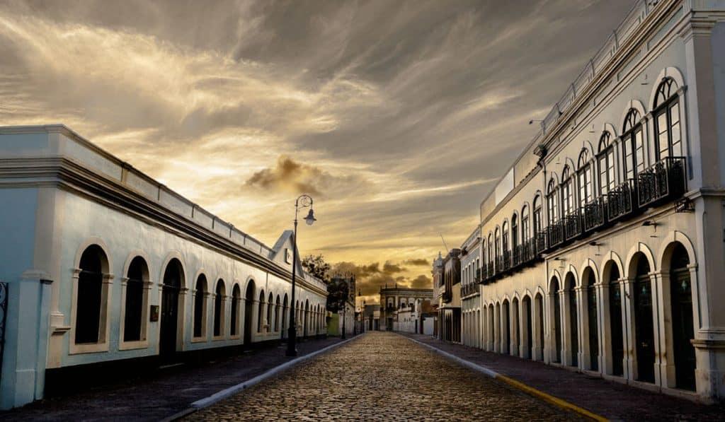 Centro Histórico De Maceió