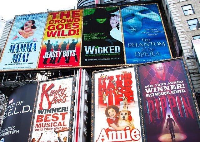 Broadway O Que Fazer Em Nova York